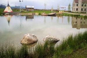 Swim Pond #4