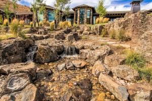 Streams & Pondless Water Features